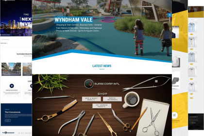 Website and Mobile Application Design and Development
